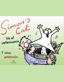 SIMON'S CAT VA AL VETERINARIO