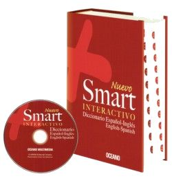 DICCIONARIO SMART INTERACTIVO CON CD 1 VOL ( /  OCEANO)